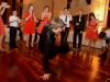 Detroit Swing Band Inspires Awesome Dance Moves at Royal Oak Wedding Reception