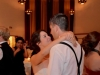 Bridal Couple Dancing to Live Music at Detroit Wedding Reception