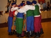 polish-dance-group-huddles-around-bride-at-detroit-wedding-reception