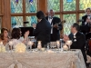 best-detroit-wedding-bands-gospel-singer-sings-dinner-blessing