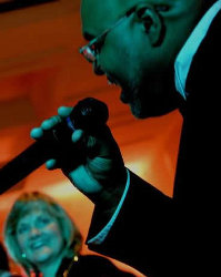 Detroit Wedding Band's Lead Male Vocalist