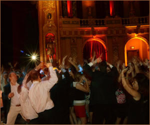 Best Detroit Party Band Packs Wedding Reception Dance Floor